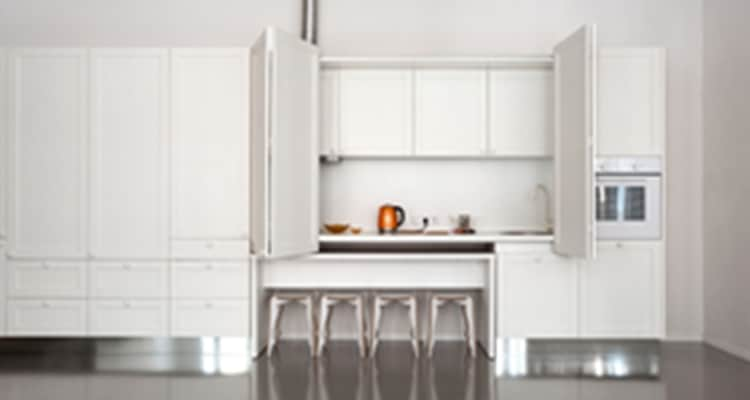 they are excellent for maximising space and keeping your kitchen from