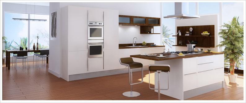 Kitchen Design - Gold Coast - Decorated kitchen