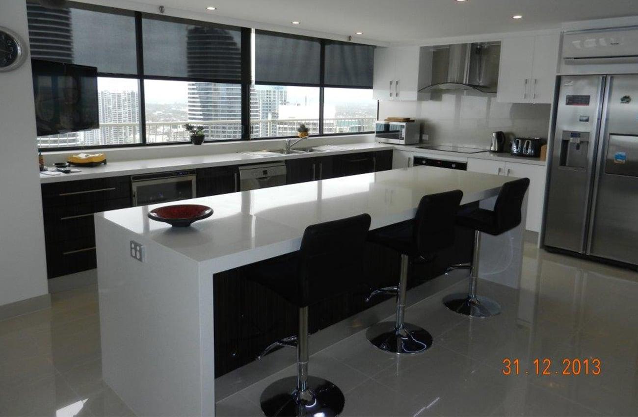 Kitchen Bathroom Renovations - Gold Coast - Decorated brochure