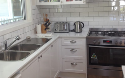 Kitchen Bathroom Renovations - Gold Coast - Decorated Kitchen with Sink
