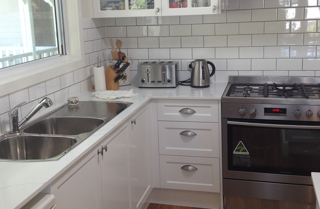 Kitchen Bathroom Renovations - Gold Coast - Decorated Kitchen with ...