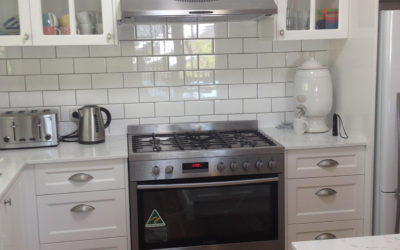 Kitchen Bathroom Renovations - Gold Coast - Decorated kitchen with electrical componemts