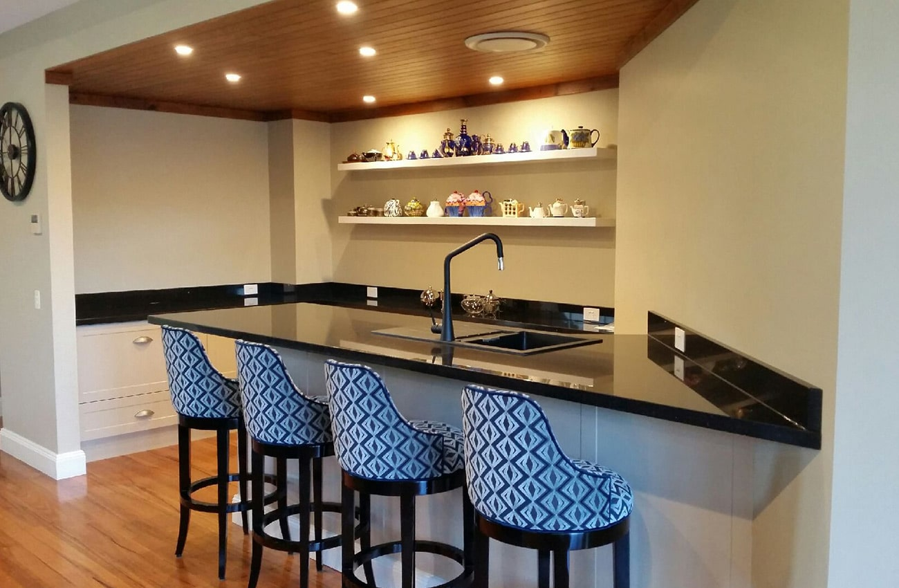 Kitchen Bathroom Renovations - Gold Coast - Decorated Kitchen with Dining