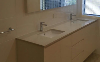 Kitchen Bathroom Renovations - Gold Coast - Decorated Basin